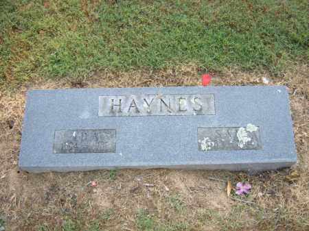 HAYNES, IDA - Cross County, Arkansas | IDA HAYNES - Arkansas Gravestone Photos