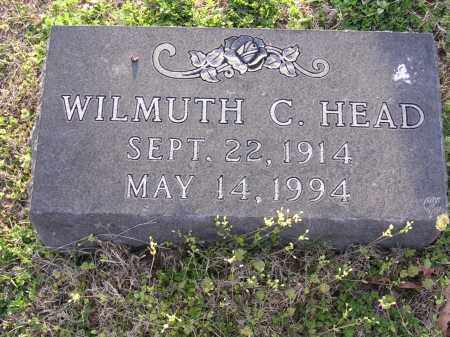 HEAD, WILMUTH C - Cross County, Arkansas | WILMUTH C HEAD - Arkansas Gravestone Photos
