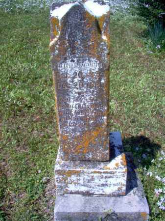 HENDERSON, INFANT DAUGHTER - Cross County, Arkansas | INFANT DAUGHTER HENDERSON - Arkansas Gravestone Photos