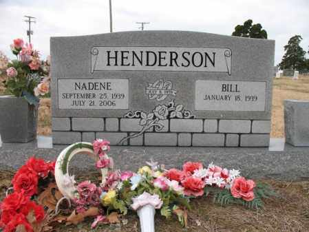 HENDERSON, NADENE - Cross County, Arkansas | NADENE HENDERSON - Arkansas Gravestone Photos