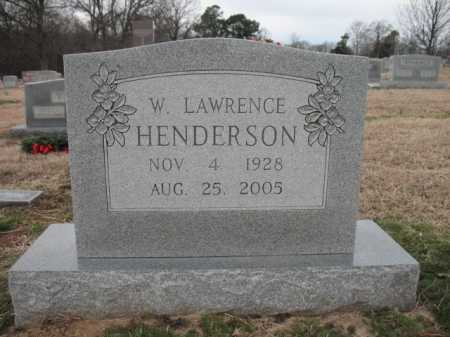 HENDERSON (VETERAN KOR), WILLIAM LAWRENCE - Cross County, Arkansas | WILLIAM LAWRENCE HENDERSON (VETERAN KOR) - Arkansas Gravestone Photos