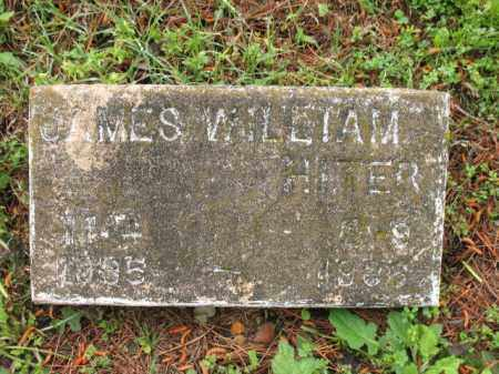 HITER, JAMES WILLIAM - Cross County, Arkansas | JAMES WILLIAM HITER - Arkansas Gravestone Photos