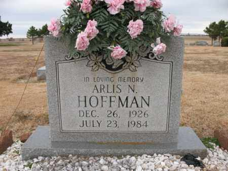 HOFFMAN, ARIS N - Cross County, Arkansas | ARIS N HOFFMAN - Arkansas Gravestone Photos