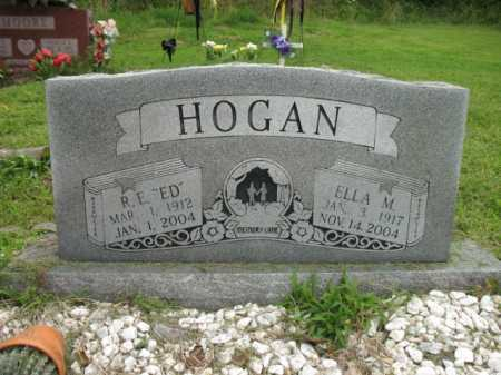 "HOGAN, ROBERT EDWARD ""ED"" - Cross County, Arkansas 