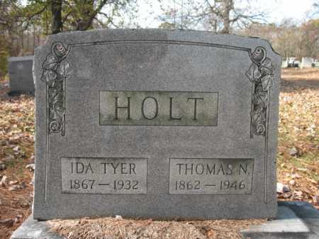 HOLT, IDA - Cross County, Arkansas | IDA HOLT - Arkansas Gravestone Photos
