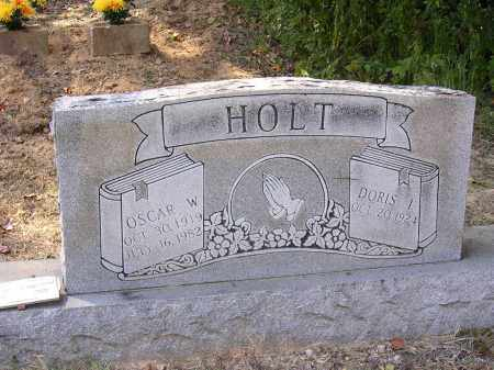 HOLT, OSCAR W - Cross County, Arkansas | OSCAR W HOLT - Arkansas Gravestone Photos