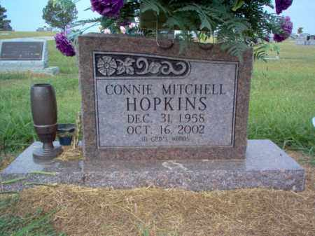 MITCHELL HOPKINS, CONNIE - Cross County, Arkansas | CONNIE MITCHELL HOPKINS - Arkansas Gravestone Photos