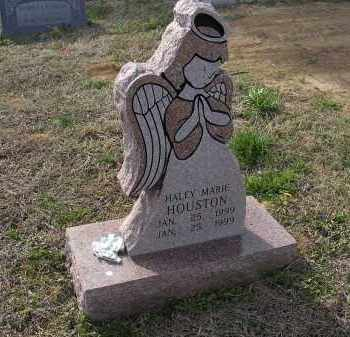 HOUSTON, HALEY MARIE - Cross County, Arkansas | HALEY MARIE HOUSTON - Arkansas Gravestone Photos