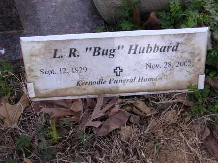 "HUBBARD, L R ""BUG"" - Cross County, Arkansas 