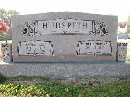 HUDSPETH, ERNEST LEE - Cross County, Arkansas | ERNEST LEE HUDSPETH - Arkansas Gravestone Photos