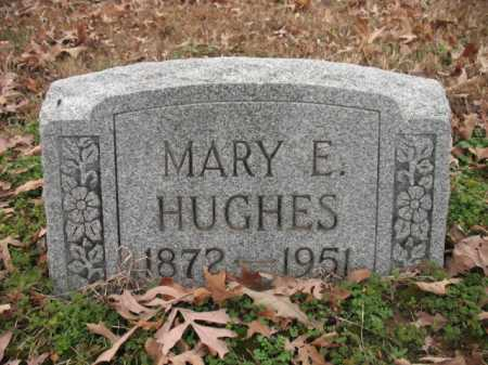 HUGHES, MARY E - Cross County, Arkansas | MARY E HUGHES - Arkansas Gravestone Photos