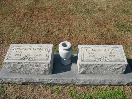 HUGHEY, HERMAN - Cross County, Arkansas | HERMAN HUGHEY - Arkansas Gravestone Photos