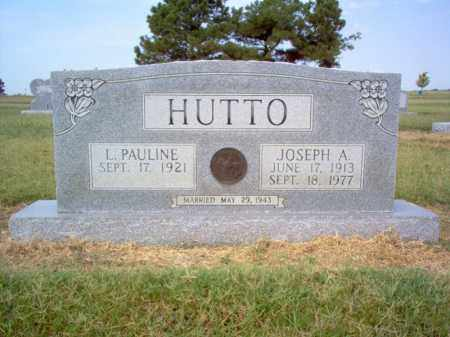 HUTTO, JOSEPH A - Cross County, Arkansas | JOSEPH A HUTTO - Arkansas Gravestone Photos