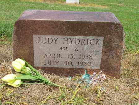 HYDRICK, JUDY - Cross County, Arkansas | JUDY HYDRICK - Arkansas Gravestone Photos