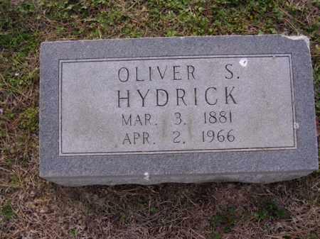 HYDRICK, OLIVER S - Cross County, Arkansas | OLIVER S HYDRICK - Arkansas Gravestone Photos