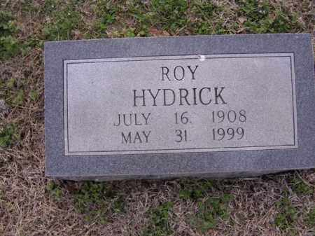 HYDRICK, ROY - Cross County, Arkansas | ROY HYDRICK - Arkansas Gravestone Photos