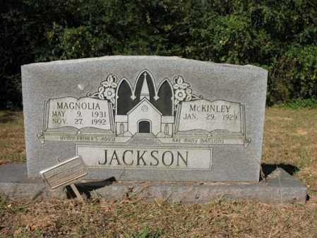 JACKSON, MAGNOLIA - Cross County, Arkansas | MAGNOLIA JACKSON - Arkansas Gravestone Photos