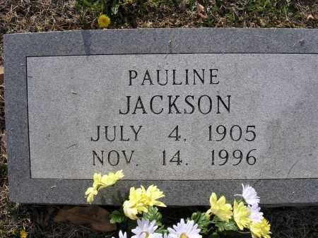 JACKSON, PAULINE - Cross County, Arkansas | PAULINE JACKSON - Arkansas Gravestone Photos
