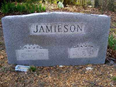 JAMIESON, E. EDITH - Cross County, Arkansas | E. EDITH JAMIESON - Arkansas Gravestone Photos
