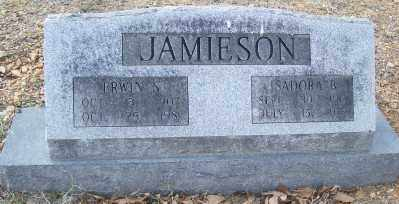 JAMIESON, ERWIN S. - Cross County, Arkansas | ERWIN S. JAMIESON - Arkansas Gravestone Photos