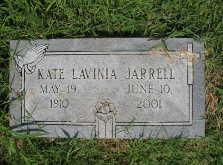 JARRELL, KATE LAVINIA - Cross County, Arkansas | KATE LAVINIA JARRELL - Arkansas Gravestone Photos