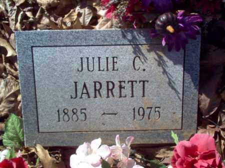 JARRETT, JULIE C - Cross County, Arkansas | JULIE C JARRETT - Arkansas Gravestone Photos