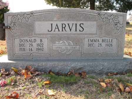 JARVIS, DONALD BURRAH - Cross County, Arkansas | DONALD BURRAH JARVIS - Arkansas Gravestone Photos
