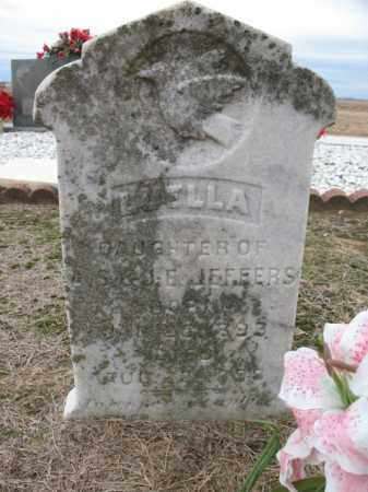JEFFERS, LUELLA - Cross County, Arkansas | LUELLA JEFFERS - Arkansas Gravestone Photos