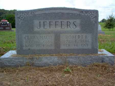JEFFERS, CLARA MAUD - Cross County, Arkansas | CLARA MAUD JEFFERS - Arkansas Gravestone Photos