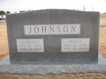 JOHNSON, HAZEL - Cross County, Arkansas | HAZEL JOHNSON - Arkansas Gravestone Photos