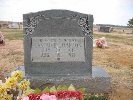 JOHNSON, EVA MAE - Cross County, Arkansas | EVA MAE JOHNSON - Arkansas Gravestone Photos