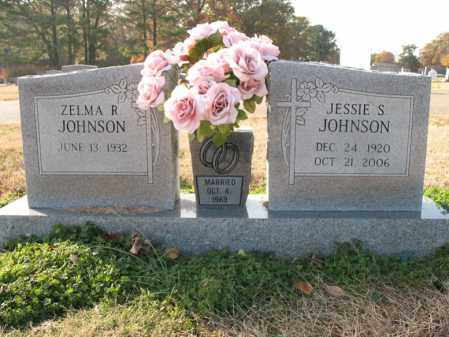 JOHNSON, JESSIE STEVEN - Cross County, Arkansas | JESSIE STEVEN JOHNSON - Arkansas Gravestone Photos
