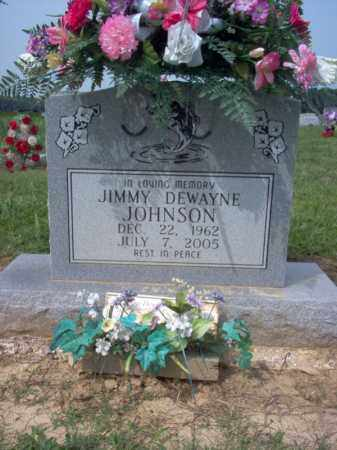 JOHNSON, JIMMY DEWAYNE - Cross County, Arkansas | JIMMY DEWAYNE JOHNSON - Arkansas Gravestone Photos