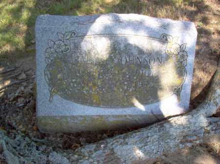 JOHNSON, PAUL F - Cross County, Arkansas   PAUL F JOHNSON - Arkansas Gravestone Photos