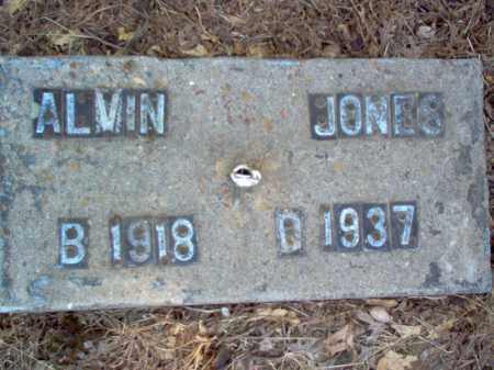 JONES, ALVIN - Cross County, Arkansas | ALVIN JONES - Arkansas Gravestone Photos