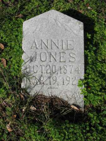 JONES, ANNIE - Cross County, Arkansas | ANNIE JONES - Arkansas Gravestone Photos