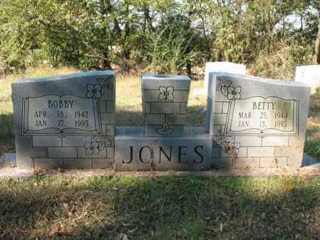 JONES, BETTY - Cross County, Arkansas | BETTY JONES - Arkansas Gravestone Photos