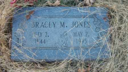 JONES, BRACEY M - Cross County, Arkansas | BRACEY M JONES - Arkansas Gravestone Photos