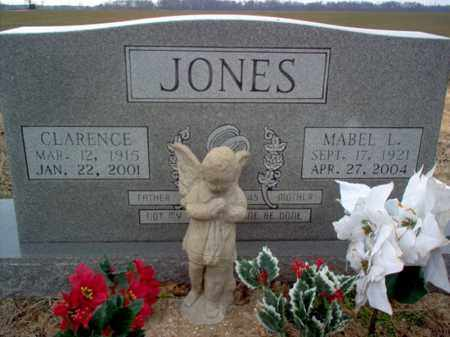 JONES, CLARENCE - Cross County, Arkansas | CLARENCE JONES - Arkansas Gravestone Photos