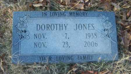 JONES, DOROTHY - Cross County, Arkansas | DOROTHY JONES - Arkansas Gravestone Photos