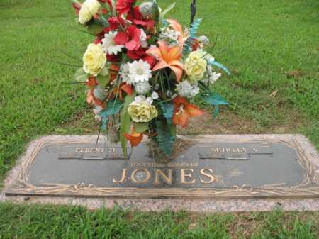JONES, ELBERT H - Cross County, Arkansas | ELBERT H JONES - Arkansas Gravestone Photos