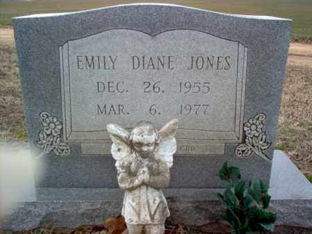JONES, EMILY DIANE - Cross County, Arkansas | EMILY DIANE JONES - Arkansas Gravestone Photos
