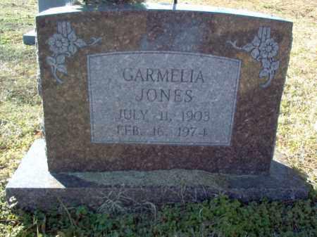 JONES, GARMELIA - Cross County, Arkansas | GARMELIA JONES - Arkansas Gravestone Photos