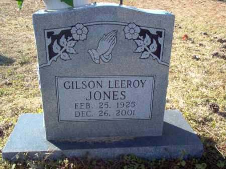 JONES, GILSON LEEROY - Cross County, Arkansas | GILSON LEEROY JONES - Arkansas Gravestone Photos