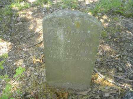 JONES, GEORGE A - Cross County, Arkansas   GEORGE A JONES - Arkansas Gravestone Photos