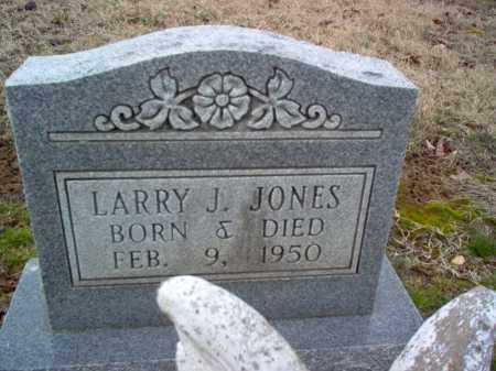 JONES, LARRY J - Cross County, Arkansas | LARRY J JONES - Arkansas Gravestone Photos