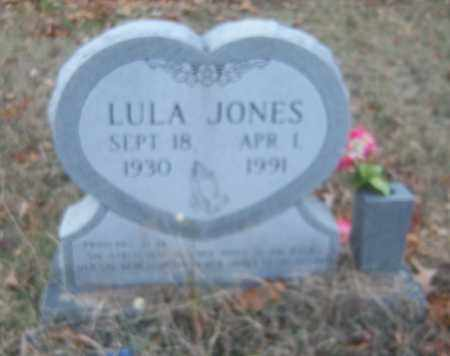 JONES, LULA - Cross County, Arkansas | LULA JONES - Arkansas Gravestone Photos