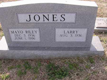 JONES, MAYO - Cross County, Arkansas | MAYO JONES - Arkansas Gravestone Photos