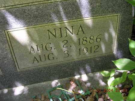 MILTON JONES, NINA - Cross County, Arkansas | NINA MILTON JONES - Arkansas Gravestone Photos