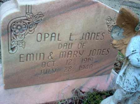 JONES, OPAL L - Cross County, Arkansas | OPAL L JONES - Arkansas Gravestone Photos